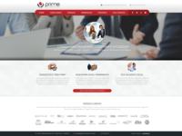 Prime's Website