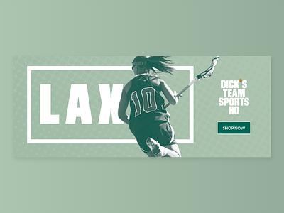 TSHQ Lax lacrosse web banner sports