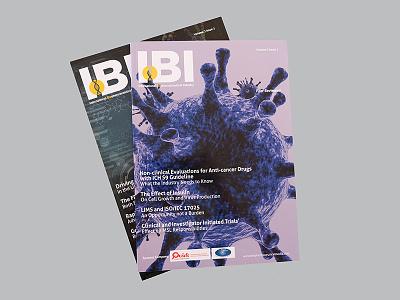 IBI Magazine magazine book graphicdesign design graphic design