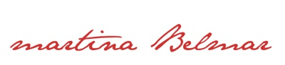 Logo martina belmar