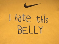 Lorzing II · I hate this belly