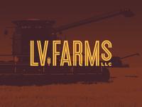LV Farms - Wordmark