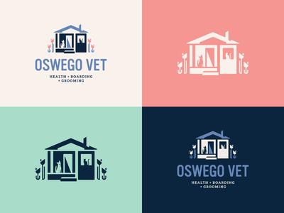 Oswego Vet - Logo