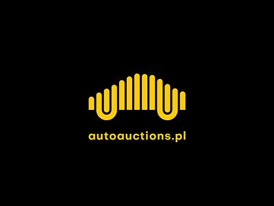 autoauctions.pl graph auctions logo car