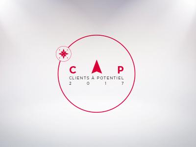 Logo CAP fleches cap direction logo