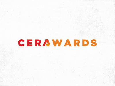 CERA Awards step a typo color logo logo a