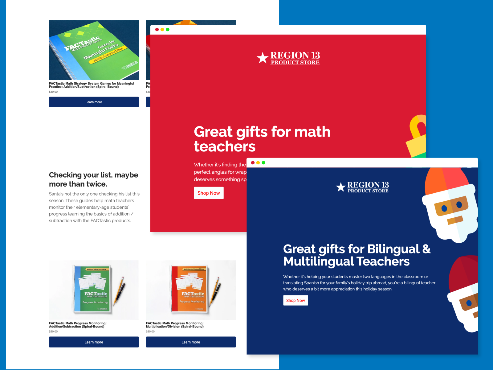Gift Guides Just For Teachers By Cole Bubenik On Dribbble