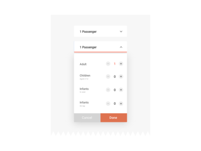 Daily UI - 027 Dropdown