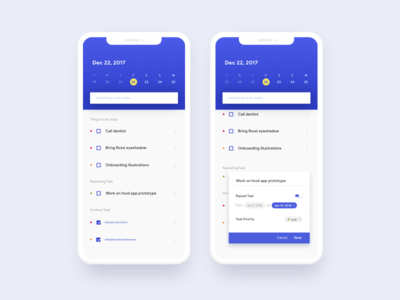 Daily UI 042 - To-do list ux ui dailyui planning daily ui to-do list to-do