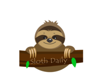 Sloth Daily Logo