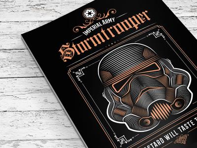 Star Wars Stormtrooper Poster