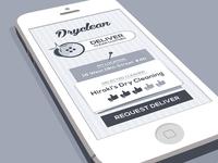DryCleaner's App