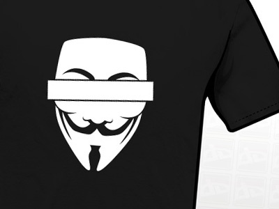 Censored Anonym anonymous guy fawkes censorship