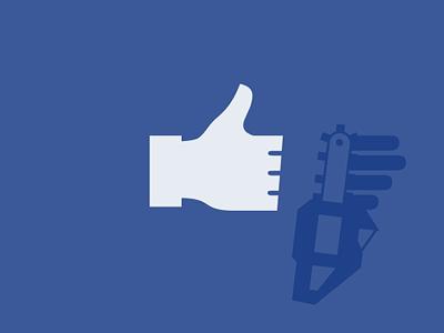 Like like facebook chainsaw freedom of choice