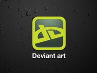 deviantART concept app