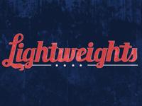 Lightweights Logo Redo
