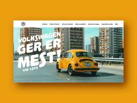 VW 1303 - Web Layout