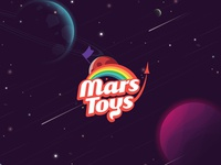 Mars Toys Logo