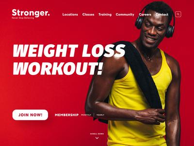 Stronger / Fitness Center #02