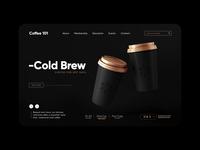 Cold Brew Recipe / Web UI