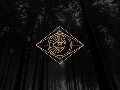 Mystic jewelry logo logo design branding emblem logo sun mystical line art lineart jewelry logo