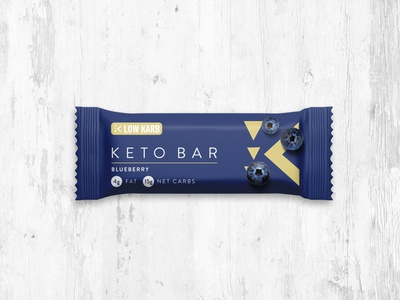 Energy bar packaging