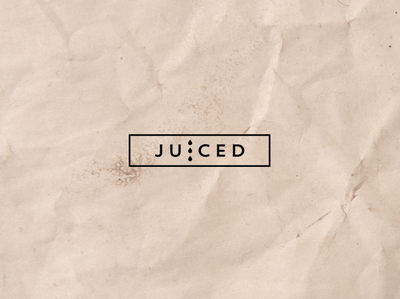 Juice bar logo