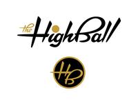 Logo design for The Highball