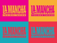 La Mancha Tex-Mex Tavern logo