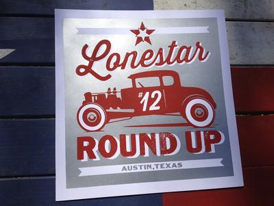 Lonestar Round Up illustration