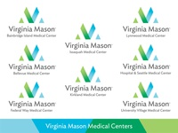 Virginia Mason Medical Center logo system