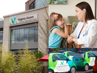 Virginia Mason Medical Center brand applications