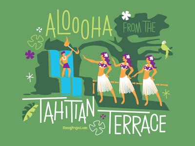 Tahitian Terrace