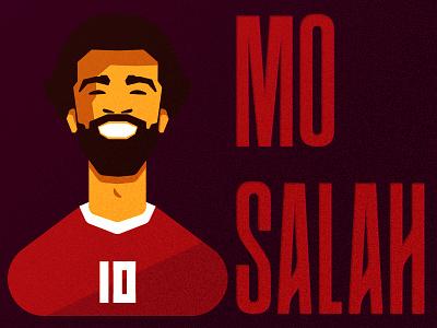 Mo Salah mo salah egyptian football soccer egypt player mohamed