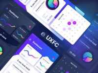 Dashboard - UX Flashcard - Day and Night Version