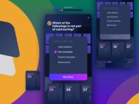 UX Screen - Quiz