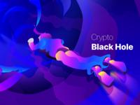 Crypto black hole 3x