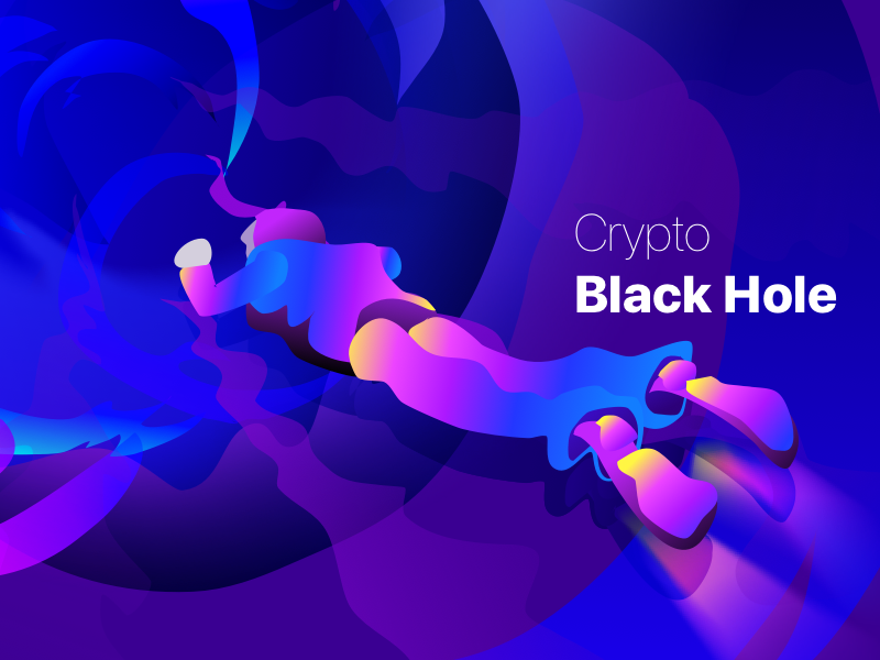 Crypto black hole 2x
