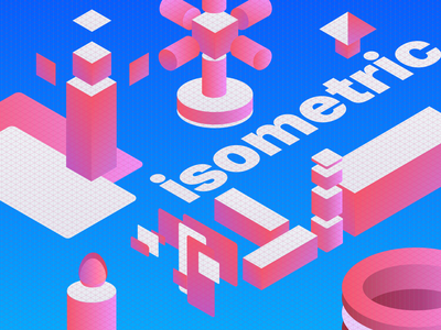 Free Isometric Projection Grid For Sketch App design flat colors dribbble ui illustration grid template freebie free vector sketch isometric