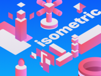 Free Isometric Projection Grid For Sketch App