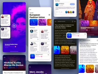 Fashion eMag iOS App 1.5