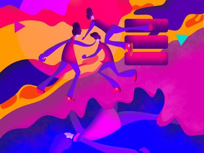 Flexi Illustration Style - Hero V 1.0