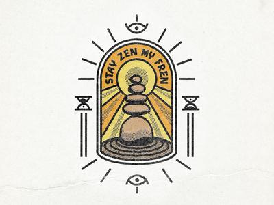 Zen Badge