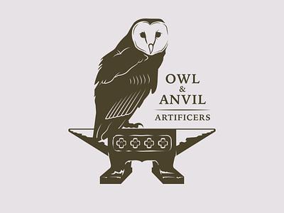 Owl & Anvil - 2