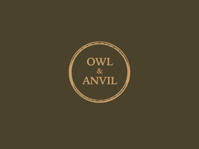 Owl & Anvil - 3