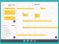 Design Challenge - Calendar