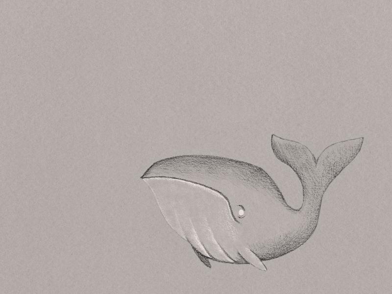 Benny Wails! 52hz whale childrens book