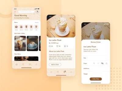 Coffea - Coffee Mobile Application