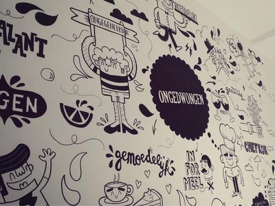 Mural Ongedwongen