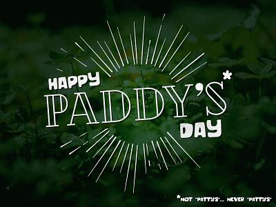 Paddy's Day type green holidays ireland irish patricks day